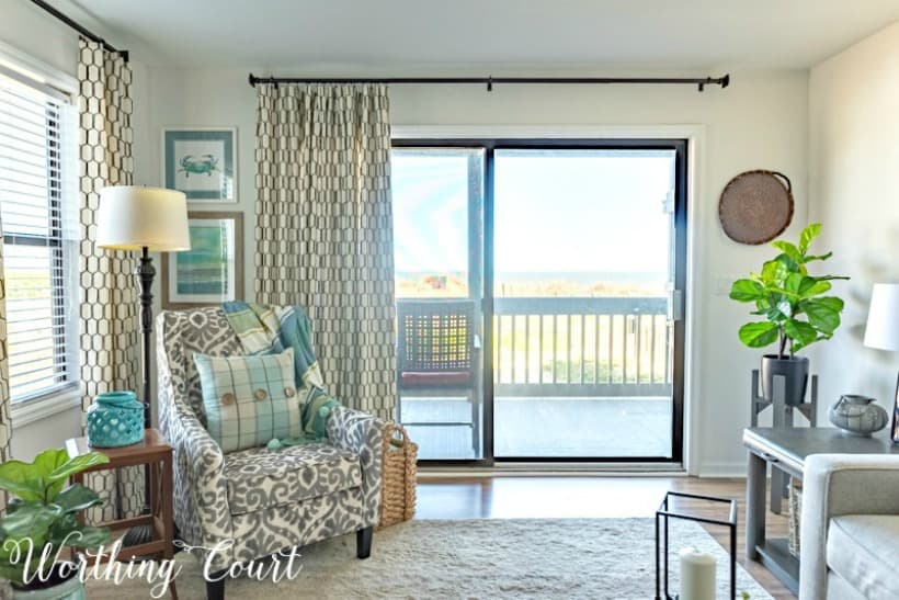 Best Tour A Remodeled Modern Farmhouse Beach Condo Worthing Court This Month