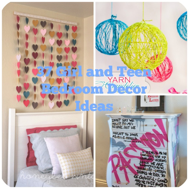 Best 37 Diy Ideas For Teenage Girl S Room Decor This Month