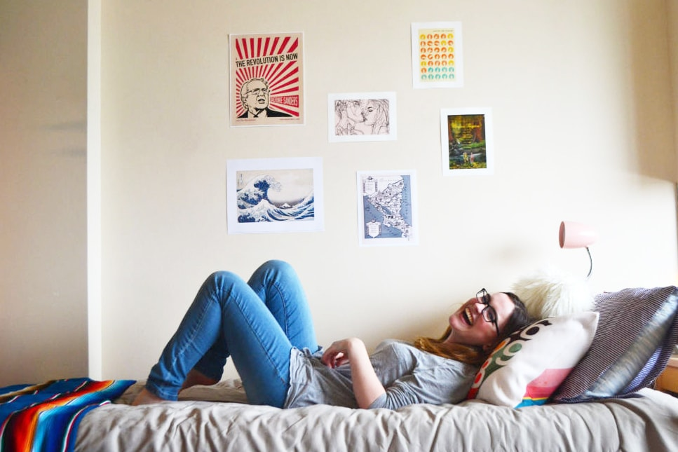 Best Unique College Dorm Wall Art Ideas To Try In Your Room This Month