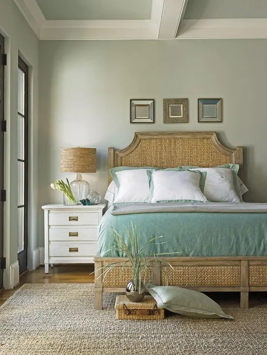Best 49 Beautiful Beach And Sea Themed Bedroom Designs Digsdigs This Month