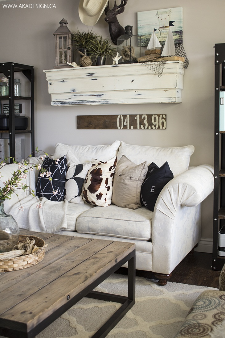 Best 27 Rustic Farmhouse Living Room Decor Ideas For Your Home This Month