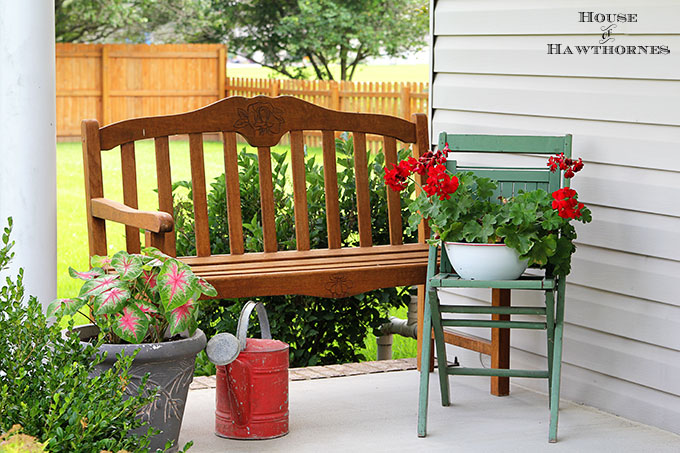 Best Baby Got Back Porch Ideas House Of Hawthornes This Month