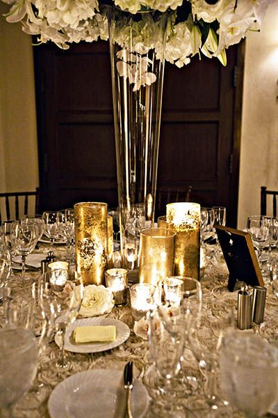 Best Wedding Theme Gold White – We Do Dream Weddings This Month