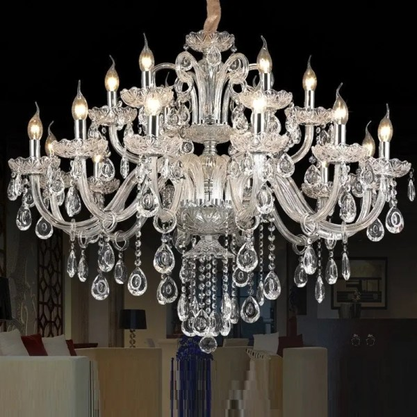 crystal chandelier lighting # 21