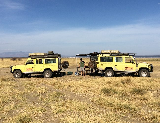 Self Drive Safaris - Long Safari