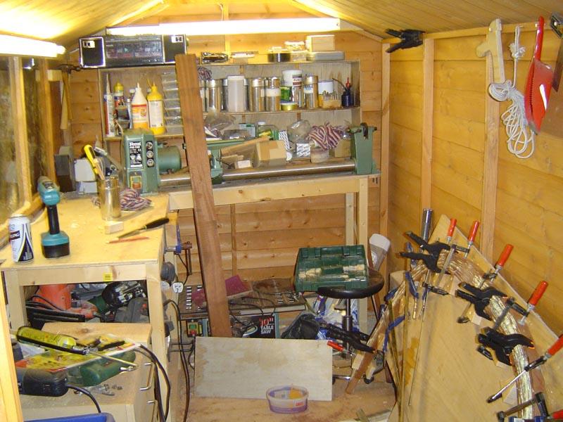 Lowes Storage Sheds