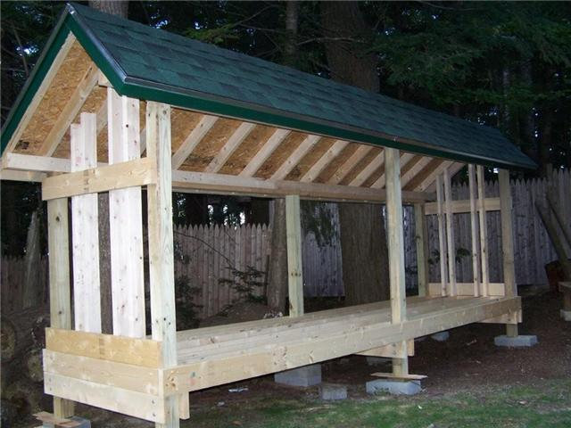 Garden Shed Designs Free Plans