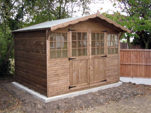 Garden Shed Manufacturers