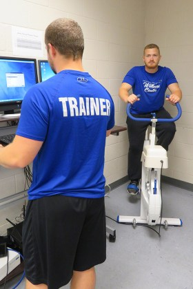 Personal Training   Shepherd University Wellness Center Get started with a personalized FITT Kit