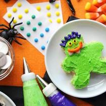 Fun Halloween Rice Krispies Treats Recipe