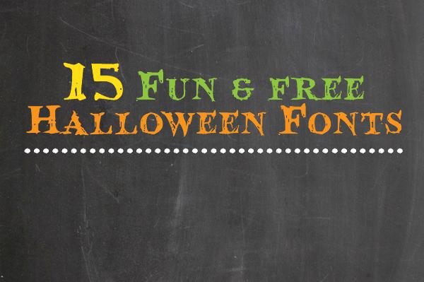 free halloween fonts # 35