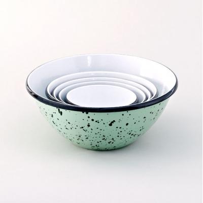 Barn Light Electric Porcelain Enamel Dinnerware