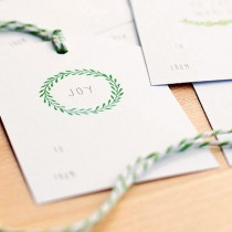 Nice and Simple Free Christmas Gift Tags from SheWearsManyHats.com