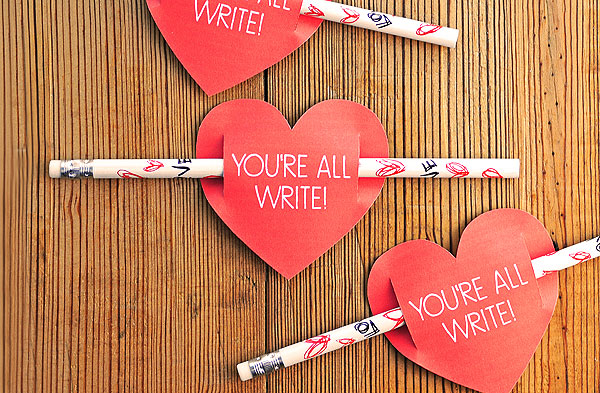 Kids Valentines Day Card Free Printable | shewearsmanyhats.com