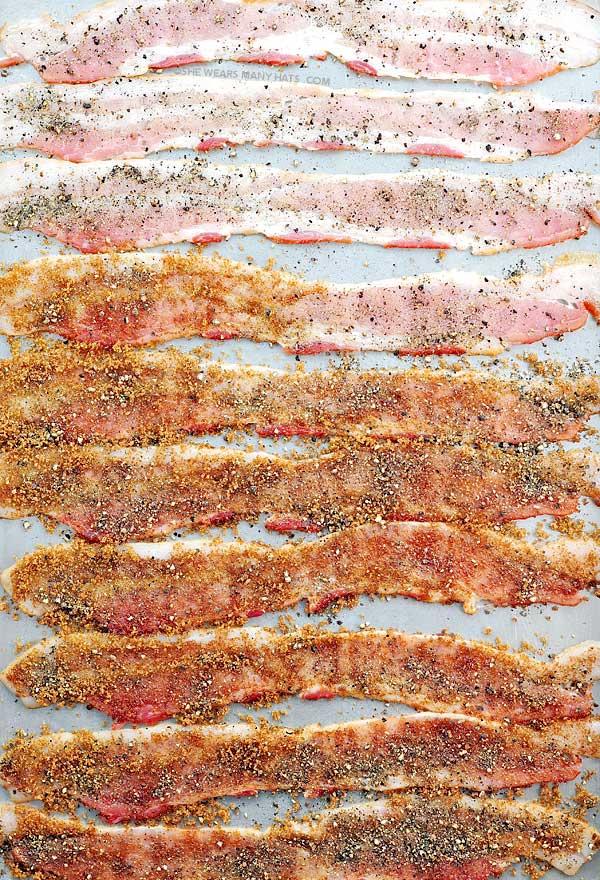 brown sugar bacon recipe