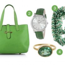 15 Green Accessories