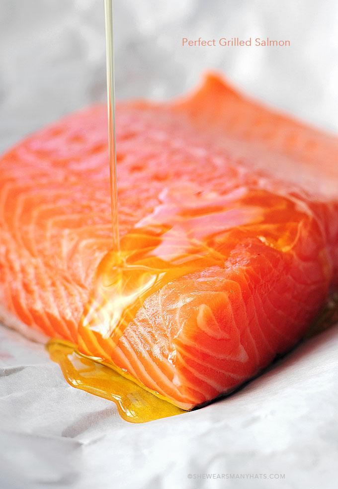 Perfect Grilled Salmon Recipe