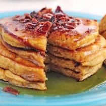 Sweet Potato Pancake Recipe | shewearsmanyhats.com