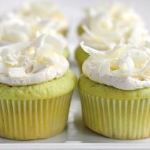 Easy Pudding Pistachio Cupcakes