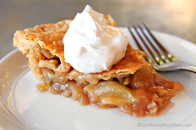 Traditional Apple Cake Recipe