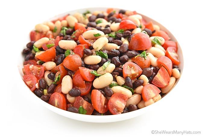 Easy Bean Salad image