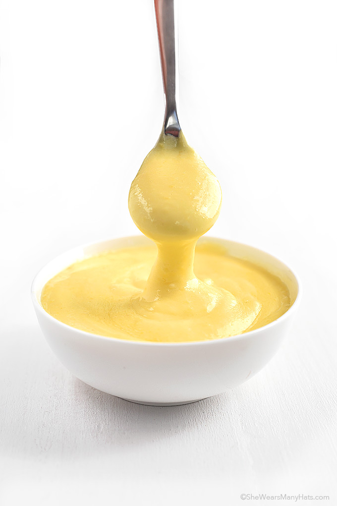 Hollandaise Sauce Recipe