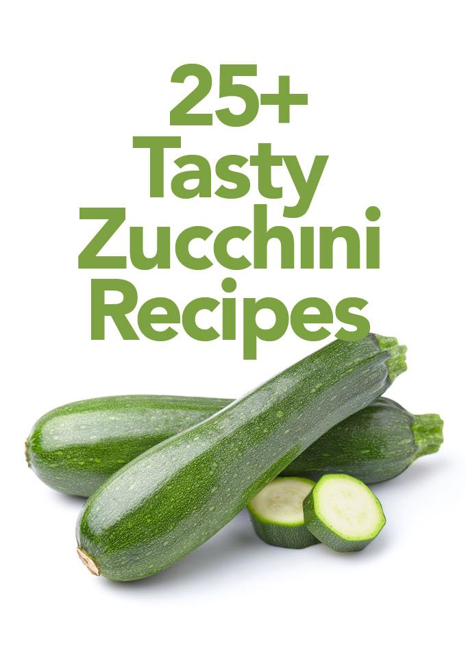 Over 25 Zucchini Recipes shewearsmanyhats.com