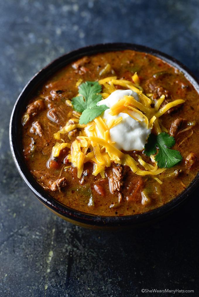 Chili Con Carne Recipe   shewearsmanyhats.com