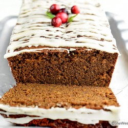 Homemade Gingerbread Loaf Recipe