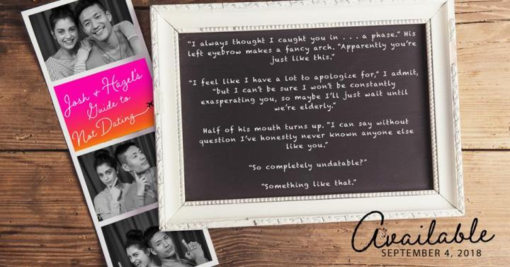 Review  Josh and Hazel s Guide to Not Dating   ShhMomsReading     Preorder Josh and Hazel s Guide to Not Dating TODAY