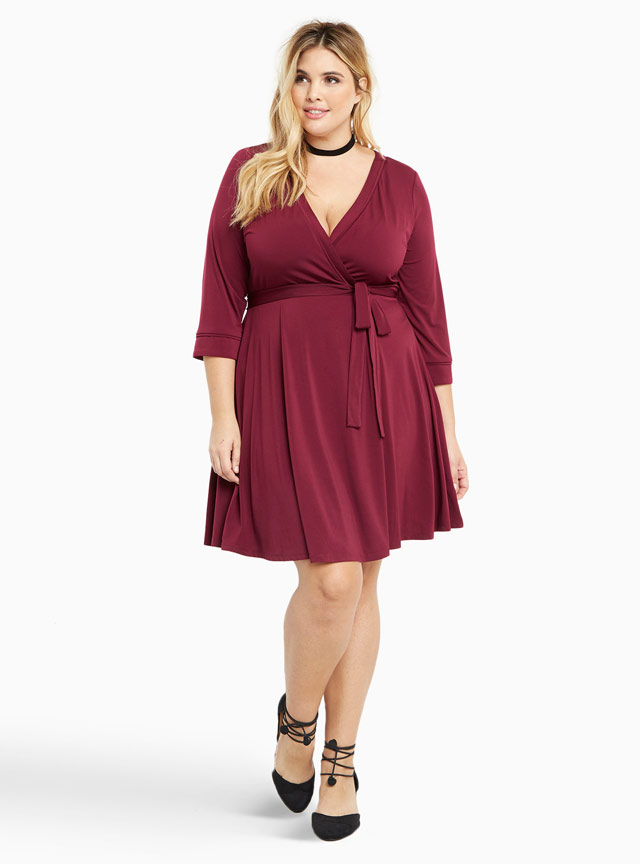 Plus Size College Fashion  6 Outfit Ideas to Love and Embrace Your     trendy plus size college fashion ideas looks wrap