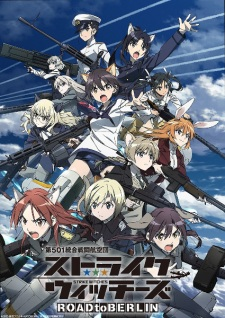 Strike Witches S3 Sub Indo