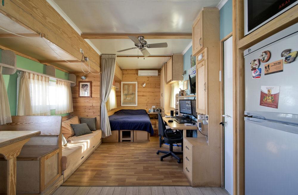 Mobile Home Trailer Plans