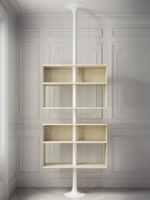 Pillar Storage Shoebox Dwelling Finding Comfort Style