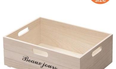 Nursery Wood Tree Box | Wooden Thing
