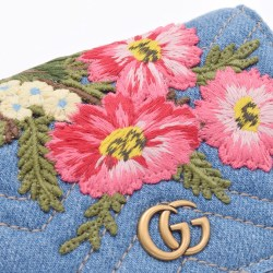 16aa908624a8ab Flower Stitching Wallet Gucci | Gardening: Flower and Vegetables