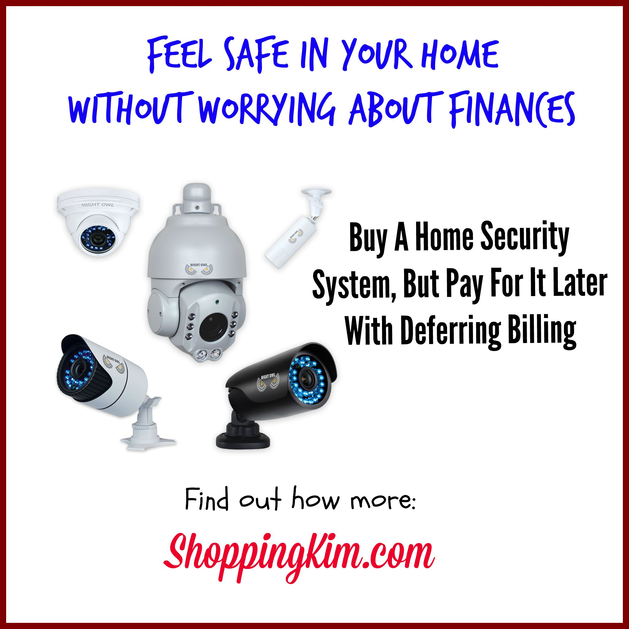 Buy Home Security System