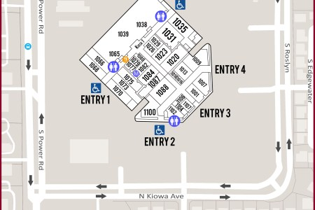 chandler fashion mall map » Full HD MAPS Locations - Another World ...