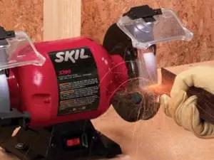 Skil 3380 6 Inch Bench Grinder Shop Tool Reviews