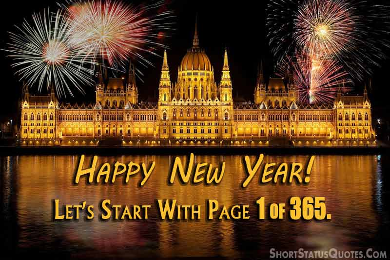 New Year Status for Whatsapp   New Year Wishes for 2018 Happy New Year Status