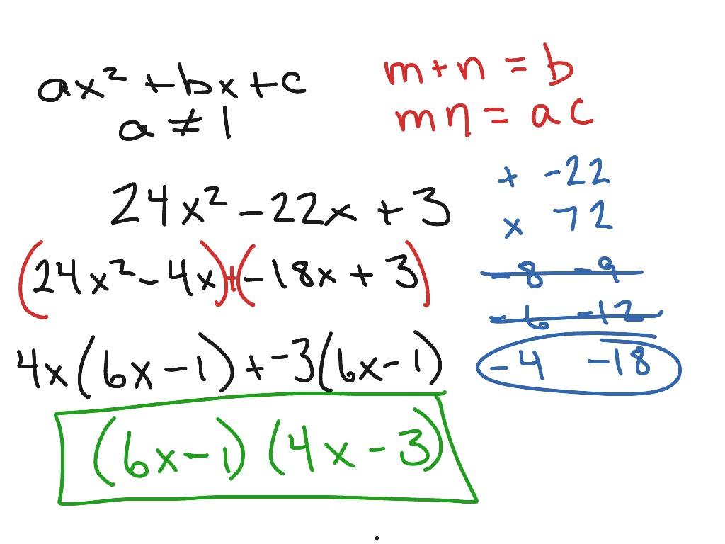 worksheet Worksheet Factoring Trinomials pictures factoring trinomials x2 bx c worksheet roostanama free worksheets library