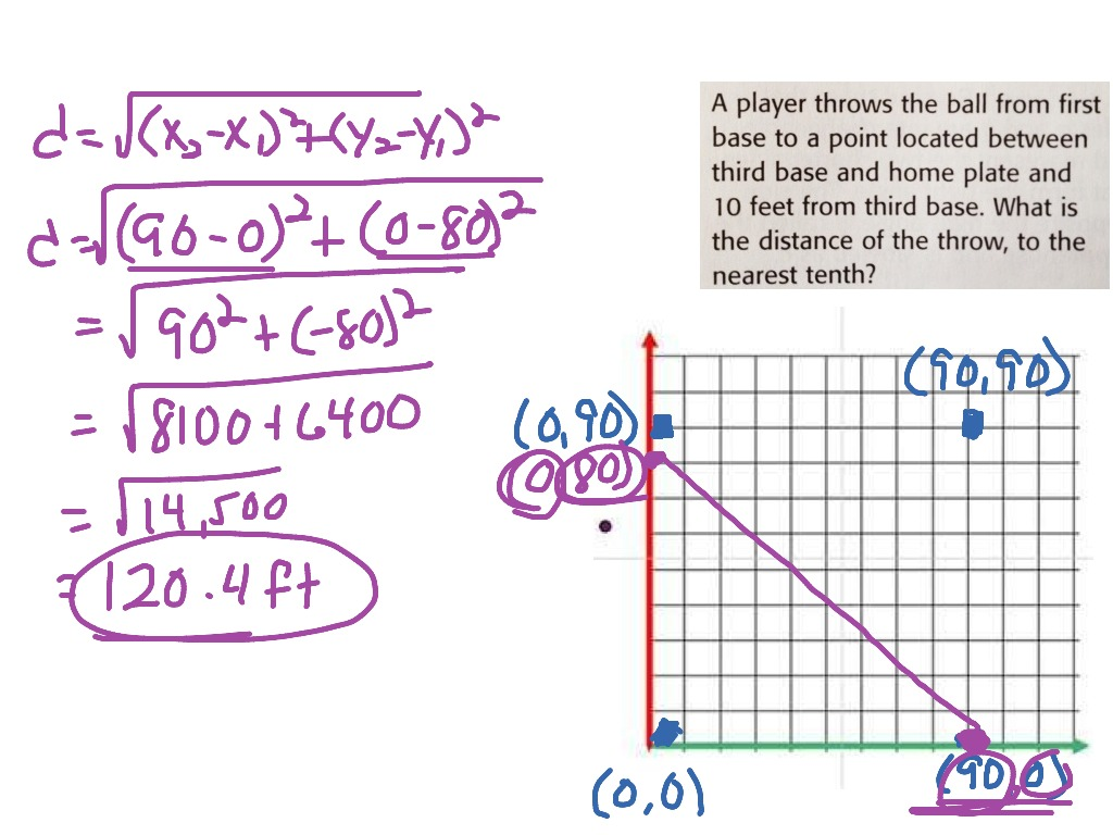 Dist Nce Mul W D Problem M Th Geometry Dist Nce Mul