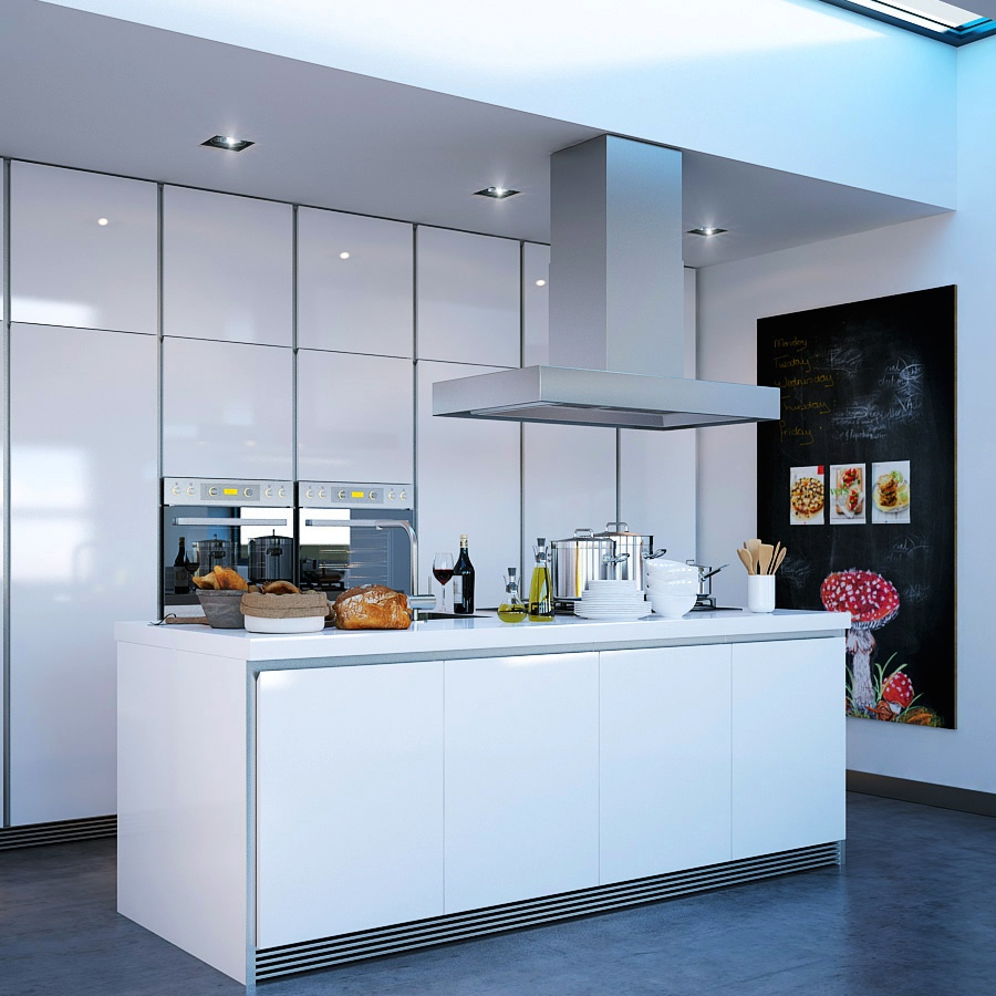 Show Kitchen Designs