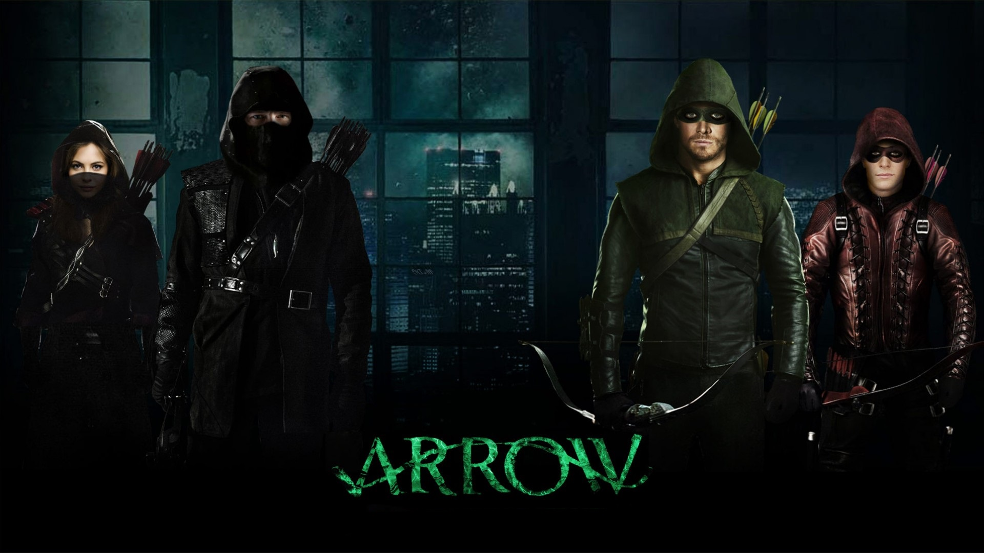Arrow 6x19 - The Dragon