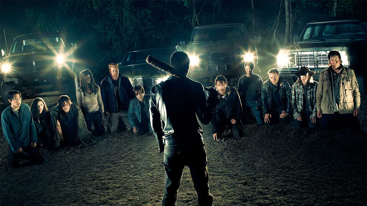 The Walking Dead 10x1 - Lines We Cross