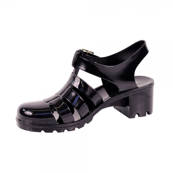 5 High Clear Color Size Heel Wedge Sandals
