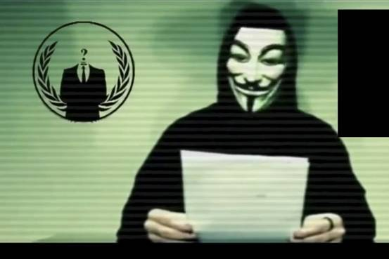 Corruption Currents: Anonymous Declares Cyber War on ...