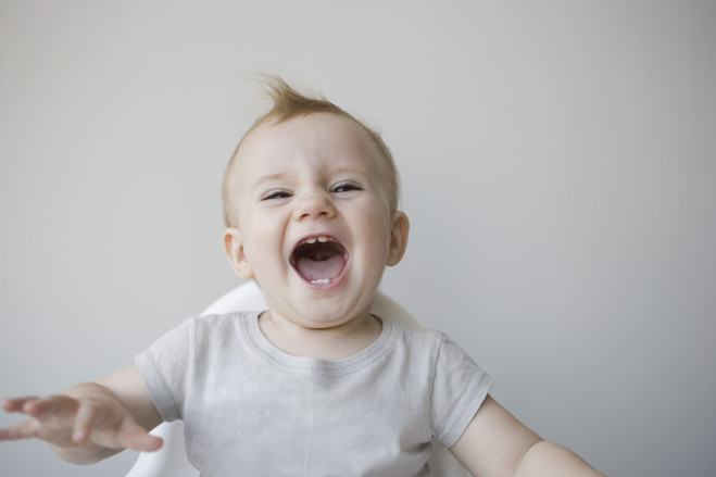 How Old Are Babies When They Laugh