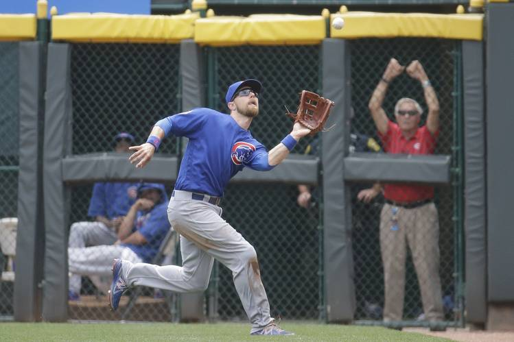 The Chicago Cubs  Baseball s Human Lego Set   WSJ The Chicago Cubs have called on Ben Zobrist   the game s premier Swiss Army  Knife