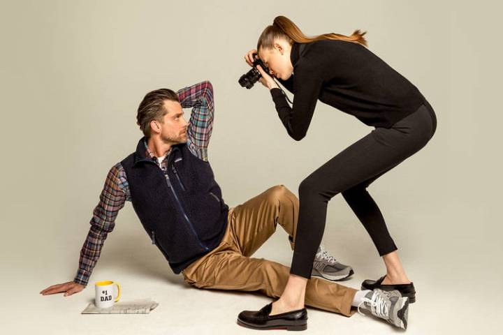 Dad Style  Is Now in Fashion  Yes  Even the Jeans   WSJ MODEL PARENT Once ridiculed  dad style has  surprisingly  become  sought after among
